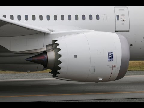 Boeing 787 Dreamliner THAI Airways