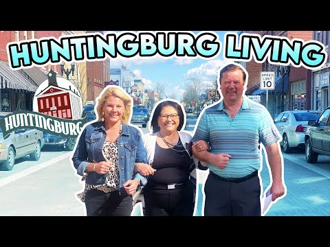Living In Huntingburg Indiana In Dubois County In Southern Indiana