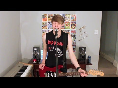 Shake It - Metro Station Cover