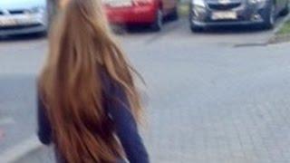 Pielęgnacja włosów 10-ciolatki, jak dbać o długie włosy starszego dziecka, nastolatki.
