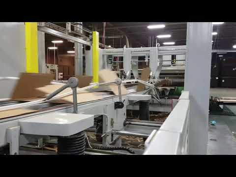 "ADI/PDM Trade Group 50"" Folder Gluer with Top Feed Counter Ejector"