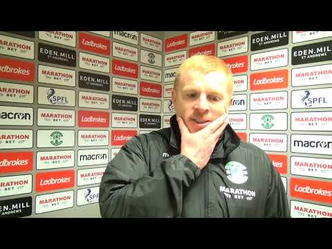 HFCvRCFC | NEIL LENNON POST-MATCH INTERVIEW