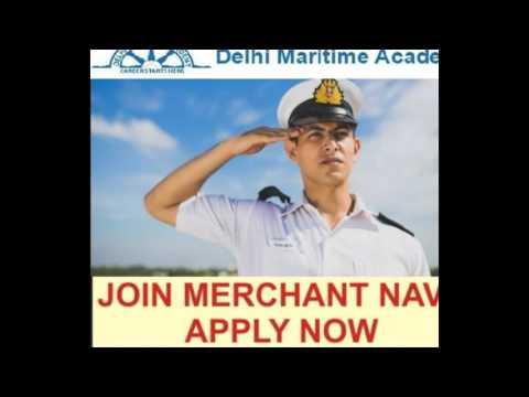 Career in Marine Engneering- Delhi Maritime Academy