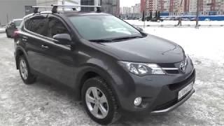 Выбираем б\у авто Toyota Rav4 CA40 (бюджет 1.200-1.300тр)
