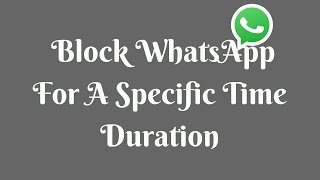Of lock for time App phone period to