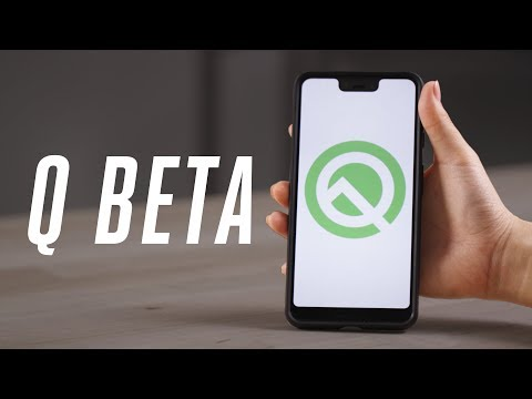 Android Q hands-on