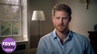 Prince Harry slams paparazzi's behaviour as Diana lay dying
