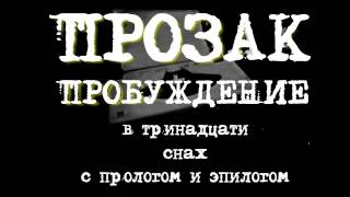 ПРОЗАК в Пушкарёве - 29 апреля 2017 года; ПРОЛОГ