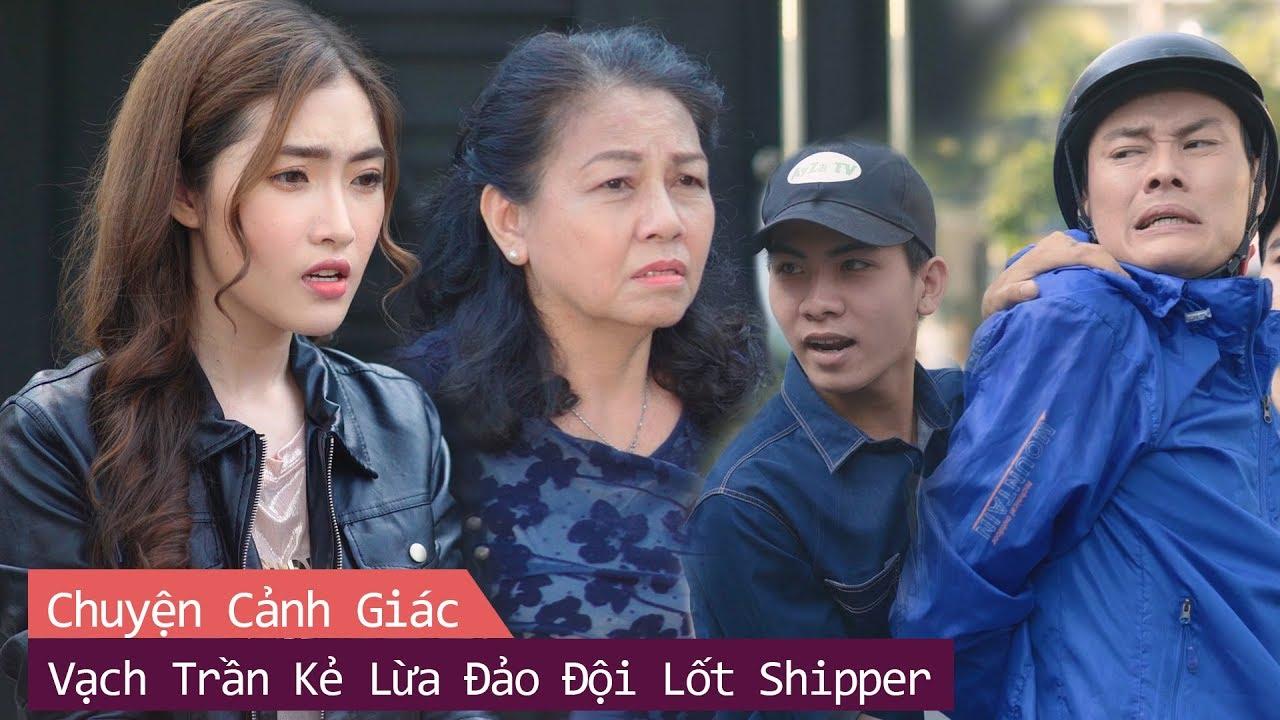 Vạch Trần Kẻ Lừa Đảo Đội Lốt Shipper | Meena Channel