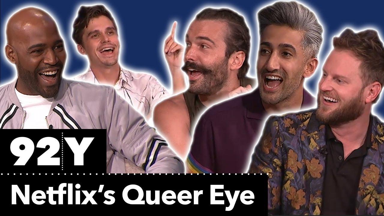 Netflix S Queer Eye In Conversation Youtube