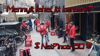 Mennyit lehet keresni a NetPincér GO-nál? Megéri ételfutárnak állni? screenshot 1