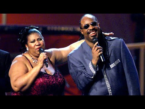 WATCH: Stevie Wonder Reveals His Last Words To Aretha Franklin