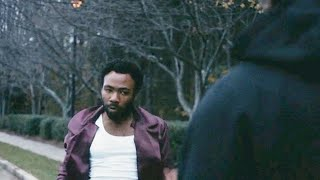 EARN VS TRACY sad  Atlanta clip s2ep9