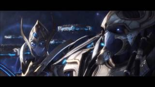 StarCraft II  Legacy of the Void трейлер Забвение   Русский трейлер HD