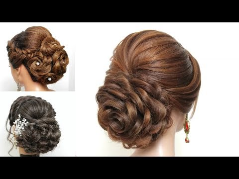Bridal Updos. Wedding Prom Hairstyles For Long Hair thumbnail