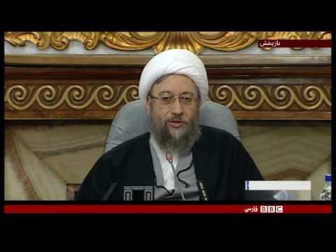 ادعای صادق لاریجانی: