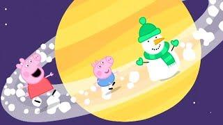 小猪佩奇 🐷猪年春节特辑 |开夜车去爷爷家看星星 | 粉红猪小妹|Peppa Pig | 动画