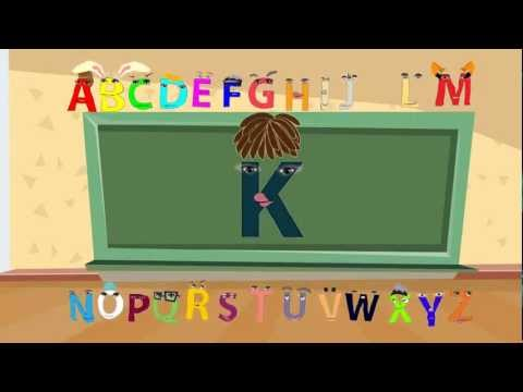 Alphabet Song with Letter Sounds