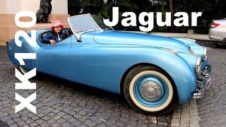 Jaguar XK120 Review at The Imperial, New Delhi, Rowena's Quest for a Supercar for India. Part 2