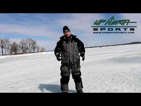 Striker Ice Hardwater Suit (2020)