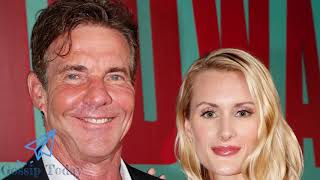 Dennis Quaid is newly engaged Laura Savoie!
