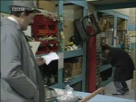 A Bit of Fry and Laurie - Hardware Shop