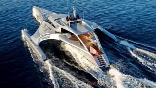 Adastra Superyacht $15,000,000 Megayacht - Luxury Millionaire Lifestyle
