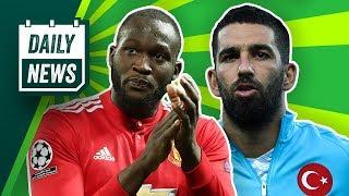 Lukaku zu Juventus Turin? Arda Turan ins Gefängnis?  HSV feuert Peters! Vertrag für Usain Bolt?