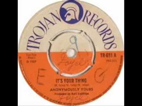 ANONYMOUSLY YOURS   It's Your Thing Trojan tr6911969