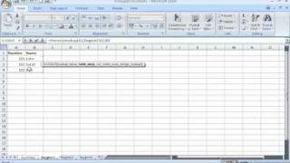 Use the Excel Vlookup Function across Multiple sheets