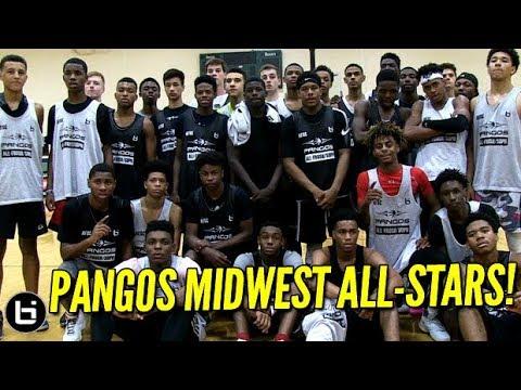 Pangos Midwest Top 30 Game Highlights! Tyler Beard, Adam Miller, Patrick Baldwin, Ahmad Bynum