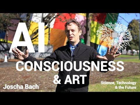 AI, consciousness, science & art - Joscha Bach