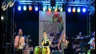 orquesta rocking blues 2011 cerezo rosa en Montilla cordoba