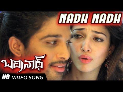 """Nath Nath"" full Video song    Badrinath Telugu Full Movie    Allu Arjun, Tamanna"