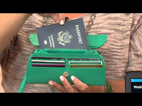 Rogue Men's Front Pocket Wallet with RFID Protection with Dan Hughes