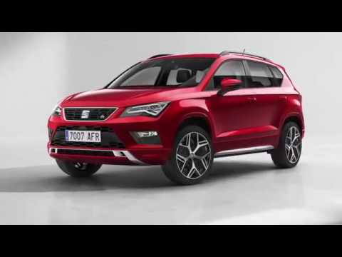 seat ateca fr 2017 youtube. Black Bedroom Furniture Sets. Home Design Ideas