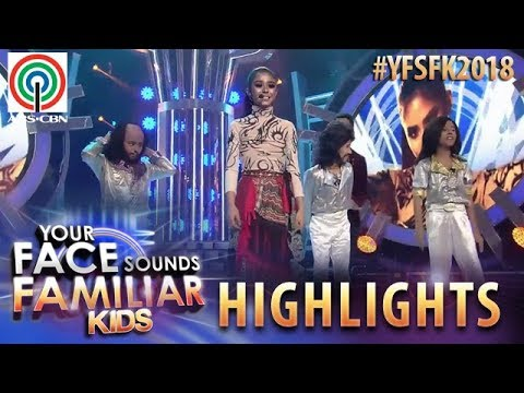 YFSF Kids 2018 Highlights: Sheena Belarmino dances Tala with TNT Boys