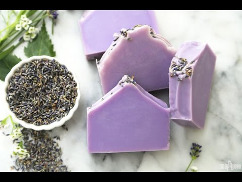 how-to-make-natural-lavender-soap