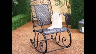 Outdoor Rocking Chairs : Outdoor Seating Ideas