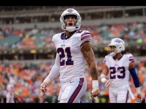 Micah Hyde & Jordan Poyer vs Bengals (NFL Week 5) - Turnover Bros! | 2017-18 NFL Highlights HD