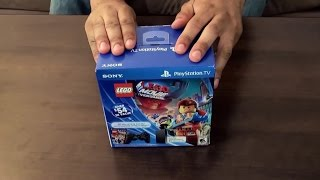 The Full PlayStation TV Unboxing, Setup & First Impressions