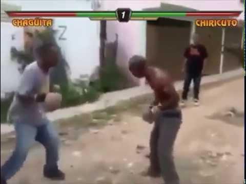 Round One, FIGHT!
