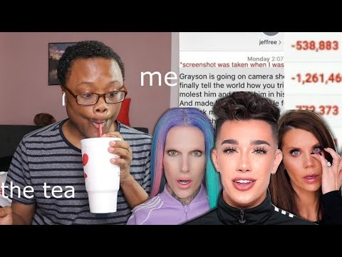 James Charles Is Exposing EVERYBODY thumbnail