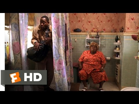 Big Momma's House 2000  Trapped In the Bathroom  1/5  Movies