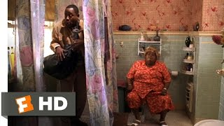 Big Momma's House (2000) - Trapped In the Bathroom Scene (1/5) | Movieclips thumbnail