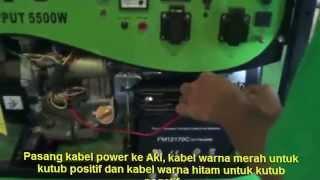 USER GUIDE GENERATOR SET RYU RS7800