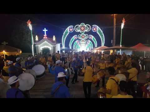Grupo de Bombos A.C.R. Deocriste-Festa de Vila de Punhe 2017 (2)