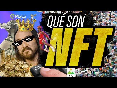 Qué es NFT y para qué sirve