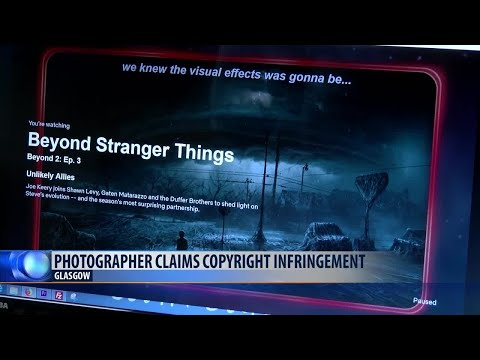 Montana photographer claims Netflix used his famous photo without permission