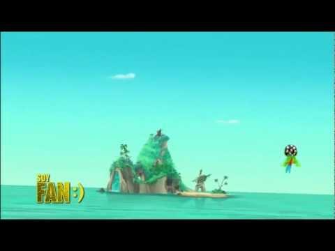 Disney channel Spain HD - Summer logo 2012